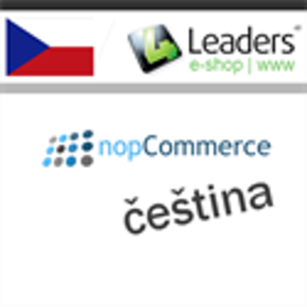 Picture of Czech Language Pack for nopCommerce