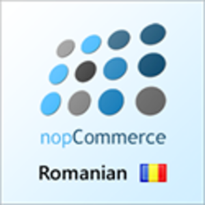 Picture of Romanian language pack for nopCommerce 3.50