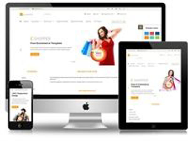 Picture of E-Shopper Bootstrap theme