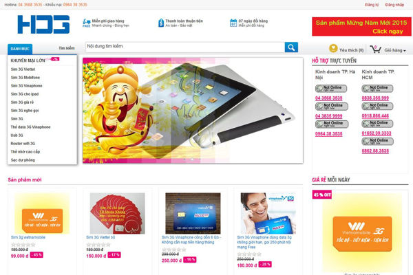 Picture of E-Nopcommerces Bootstrap full skin them (Desktop,mobile,table)