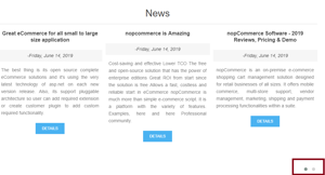 Picture of jCarousel Home page News